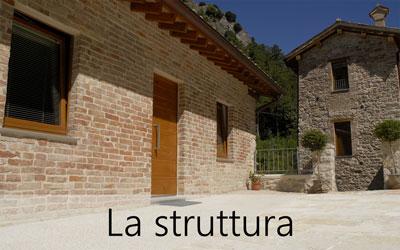 Agriturismo Molino Sette Camini - La struttura